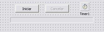 Form para testar Thread